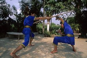 Krabi_Krabong_practitioners_in_Thailand_Sergio Piumatti