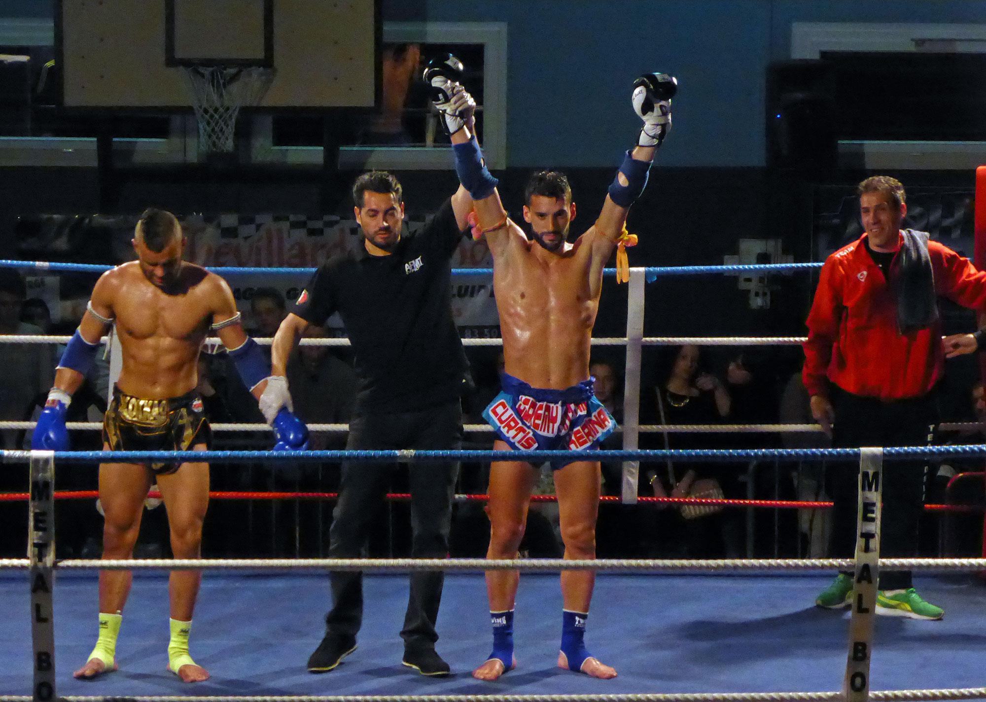 club boxe thai strasbourg