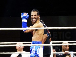 Victoire de Kenny au Kings of Muay Thai 9
