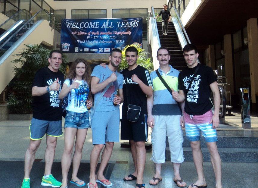 Lumpini - Strasbourg Thaï Boxing