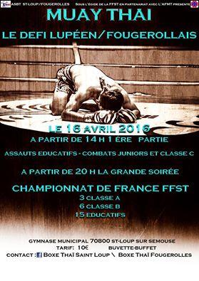 Championnat de France FFST