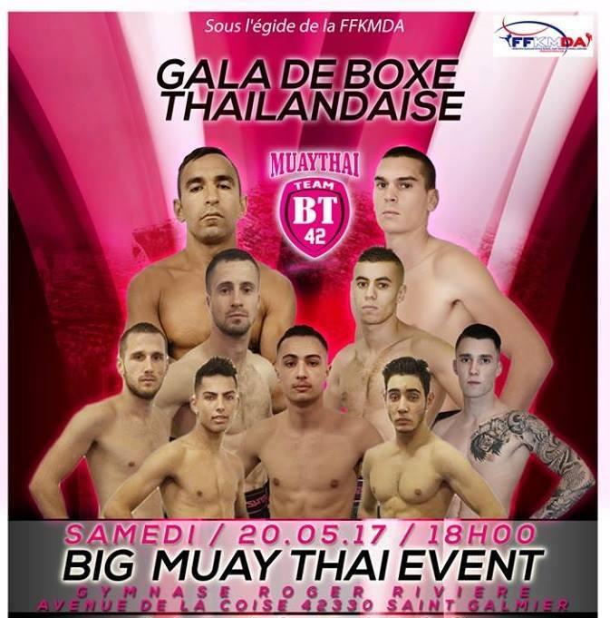 Gala 20 Mai Saint Galmier